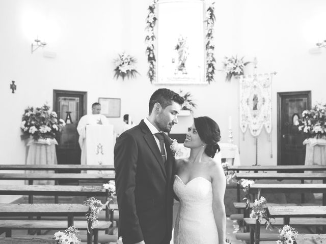 La boda de Bernardo y Marisa en San Rafael, Segovia 17