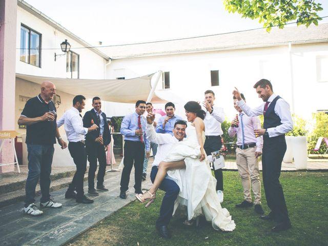 La boda de Bernardo y Marisa en San Rafael, Segovia 48