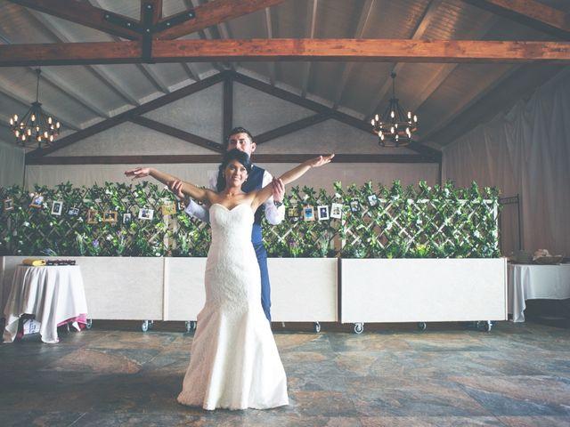 La boda de Bernardo y Marisa en San Rafael, Segovia 44