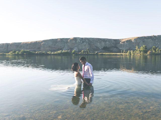 La boda de Bernardo y Marisa en San Rafael, Segovia 30