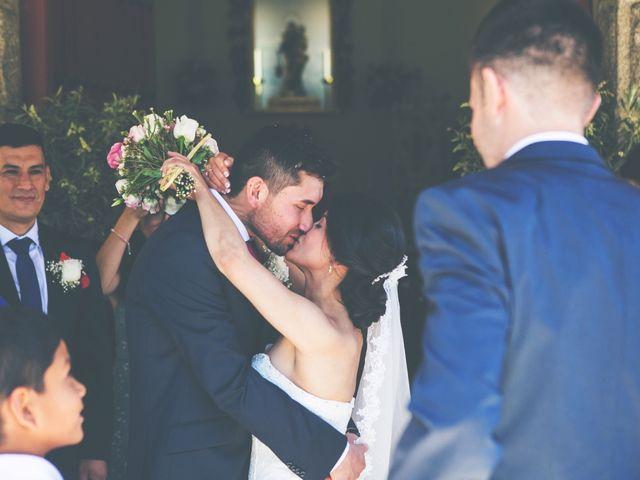 La boda de Bernardo y Marisa en San Rafael, Segovia 19