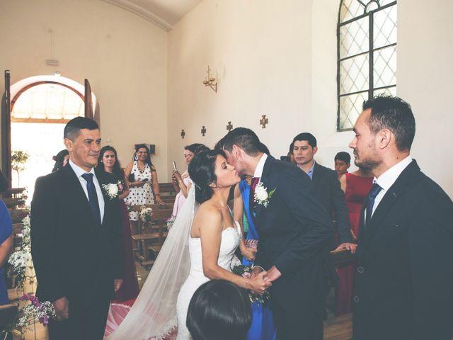 La boda de Bernardo y Marisa en San Rafael, Segovia 13