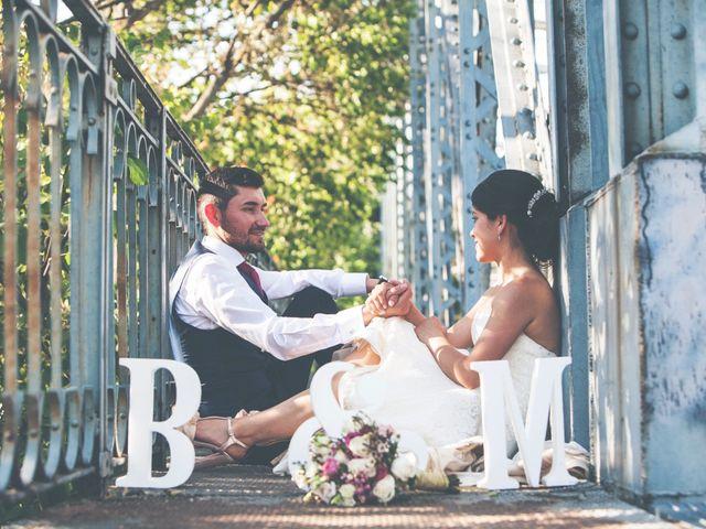 La boda de Bernardo y Marisa en San Rafael, Segovia 32