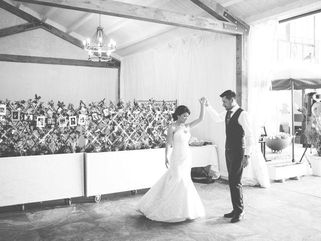 La boda de Bernardo y Marisa en San Rafael, Segovia 42