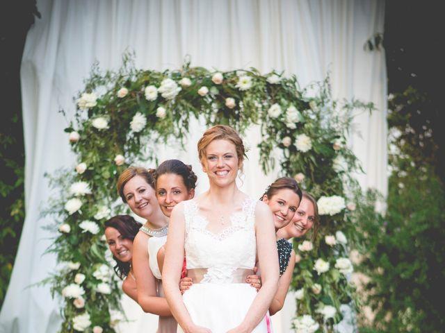 La boda de Tamara y Andrés