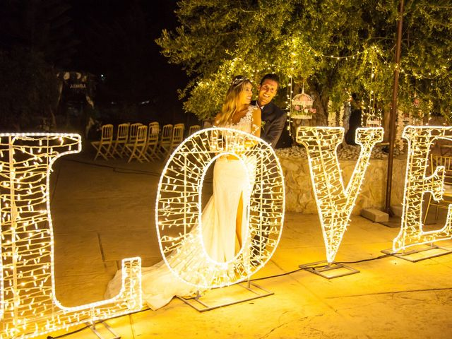 La boda de Miriam y Miguel en Alacant/alicante, Alicante 1