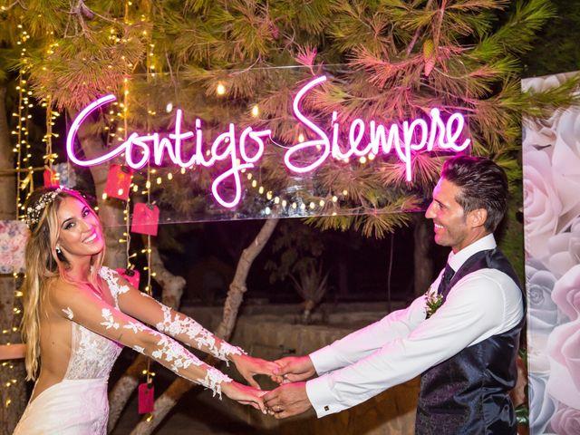 La boda de Miriam y Miguel en Alacant/alicante, Alicante 2