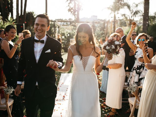 La boda de Ivan y Majda en Mijas, Málaga 1