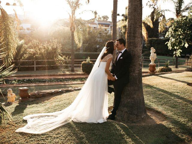 La boda de Ivan y Majda en Mijas, Málaga 64