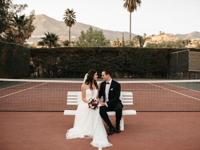 La boda de Ivan y Majda en Mijas, Málaga 69
