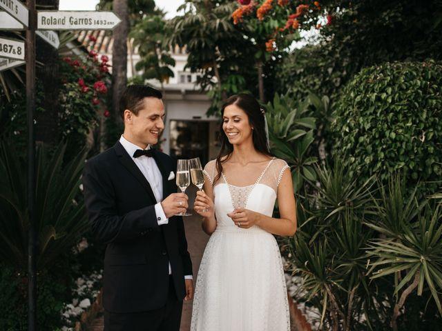 La boda de Ivan y Majda en Mijas, Málaga 70