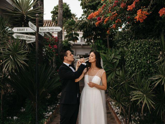 La boda de Ivan y Majda en Mijas, Málaga 72