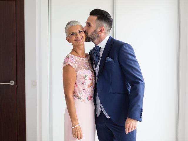 La boda de Jose y Conchi Pérez en Esporles, Islas Baleares 16