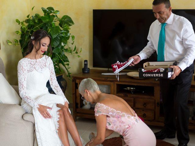 La boda de Jose y Conchi Pérez en Esporles, Islas Baleares 35