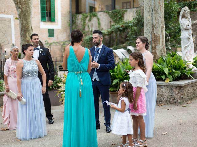 La boda de Jose y Conchi Pérez en Esporles, Islas Baleares 51