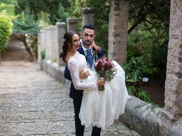 La boda de Jose y Conchi Pérez en Esporles, Islas Baleares 114