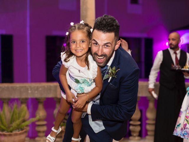 La boda de Jose y Conchi Pérez en Esporles, Islas Baleares 118