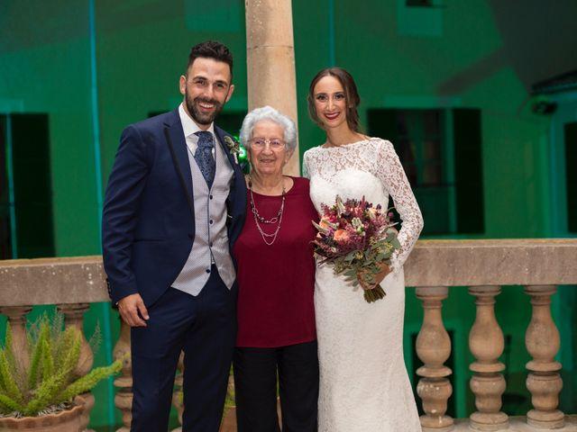 La boda de Jose y Conchi Pérez en Esporles, Islas Baleares 119