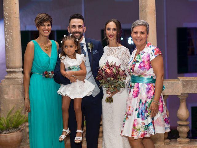 La boda de Jose y Conchi Pérez en Esporles, Islas Baleares 120