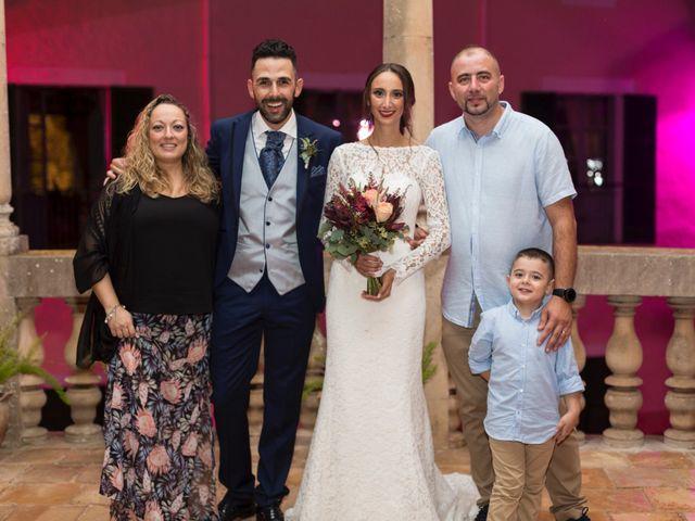 La boda de Jose y Conchi Pérez en Esporles, Islas Baleares 121