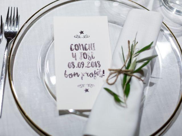 La boda de Jose y Conchi Pérez en Esporles, Islas Baleares 125