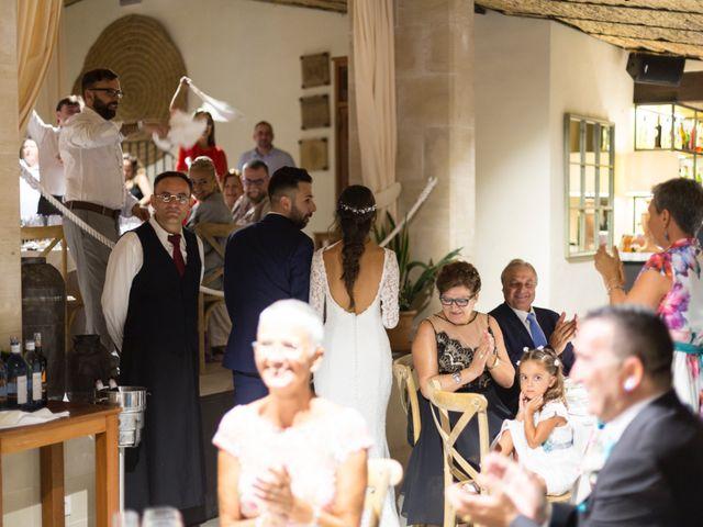 La boda de Jose y Conchi Pérez en Esporles, Islas Baleares 129