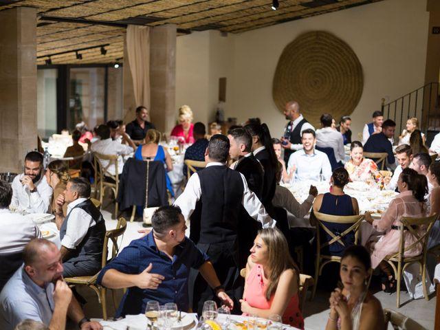 La boda de Jose y Conchi Pérez en Esporles, Islas Baleares 133