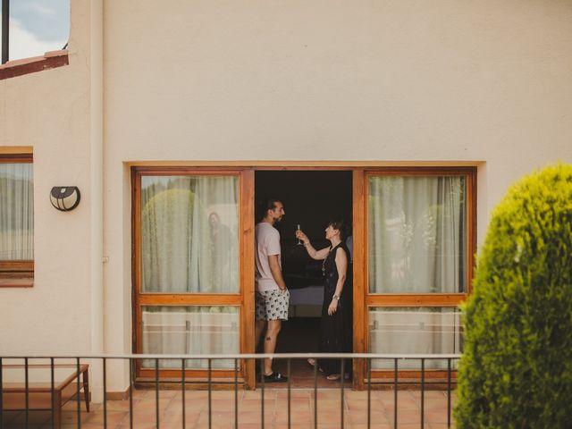 La boda de Adrià y Anna en Sallent, Barcelona 2