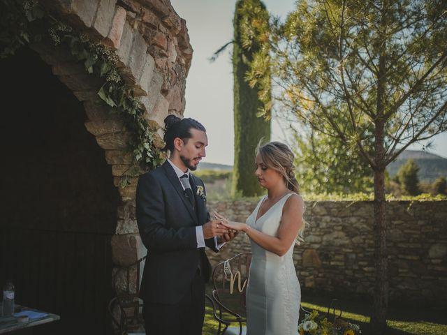 La boda de Adrià y Anna en Sallent, Barcelona 53
