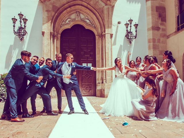 La boda de Nicolas  y Valentina