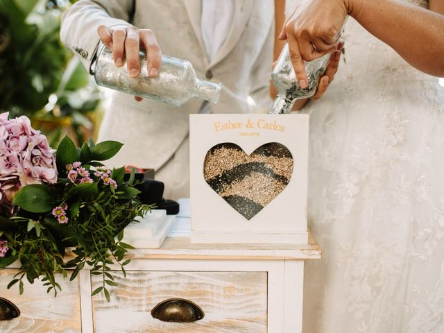 La boda de Carlos y Esther en Santa Cruz De Tenerife, Santa Cruz de Tenerife 5