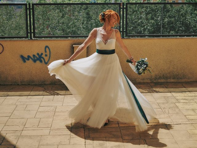 La boda de Javi y Maria en Alcoi/alcoy, Alicante 56