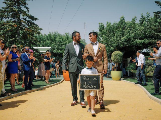 La boda de Javi y Maria en Alcoi/alcoy, Alicante 65