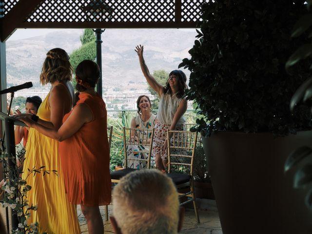 La boda de Javi y Maria en Alcoi/alcoy, Alicante 71