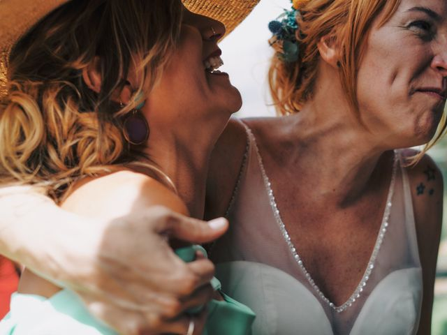 La boda de Javi y Maria en Alcoi/alcoy, Alicante 84