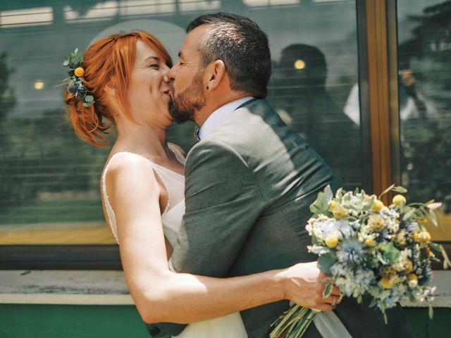 La boda de Javi y Maria en Alcoi/alcoy, Alicante 87