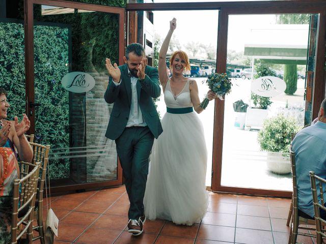 La boda de Javi y Maria en Alcoi/alcoy, Alicante 92
