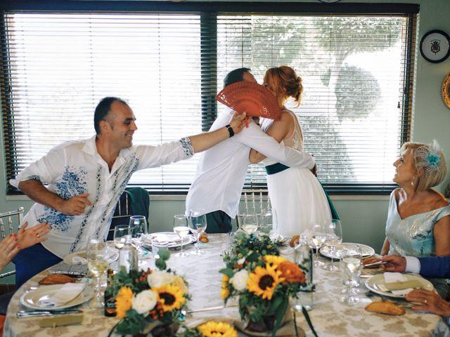 La boda de Javi y Maria en Alcoi/alcoy, Alicante 94
