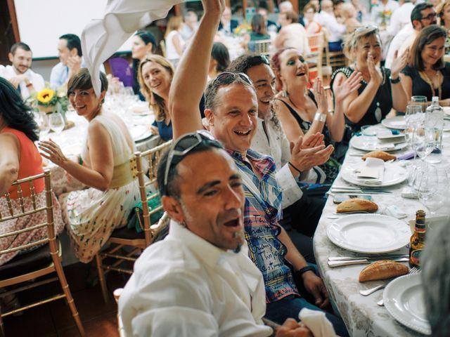 La boda de Javi y Maria en Alcoi/alcoy, Alicante 95