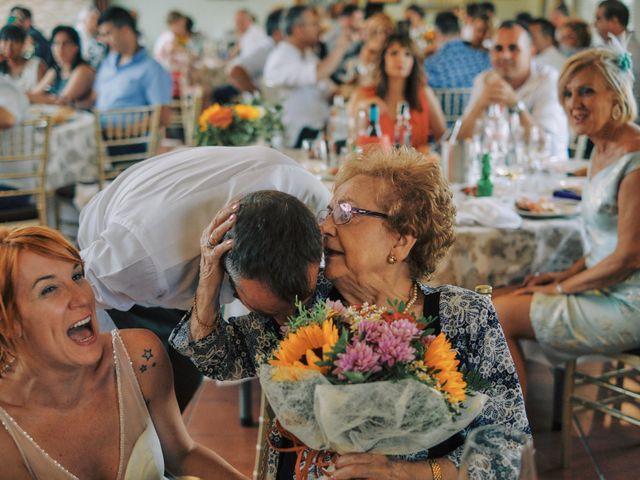 La boda de Javi y Maria en Alcoi/alcoy, Alicante 96
