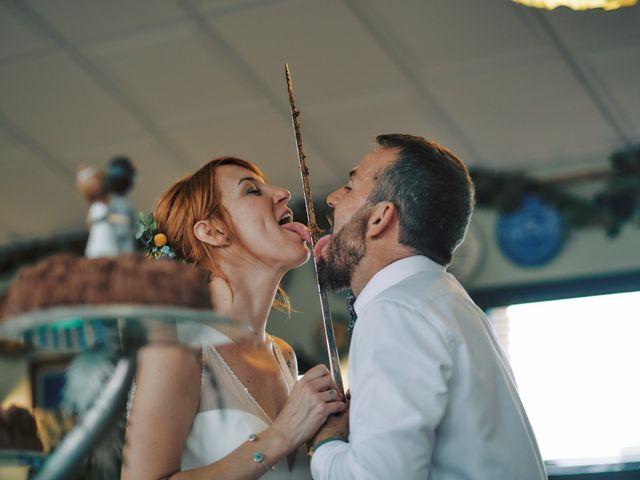 La boda de Javi y Maria en Alcoi/alcoy, Alicante 102