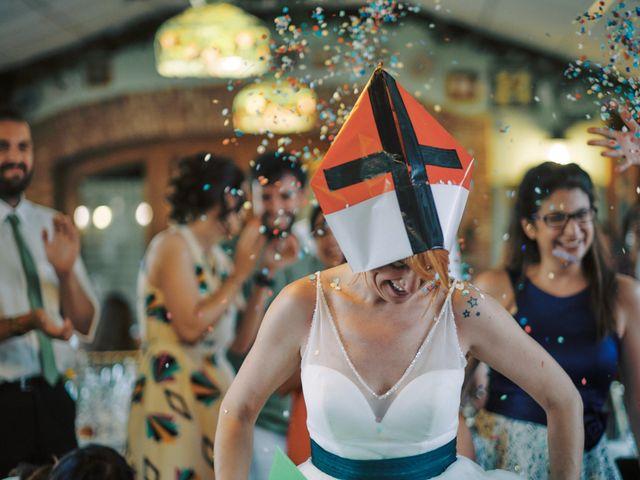 La boda de Javi y Maria en Alcoi/alcoy, Alicante 103