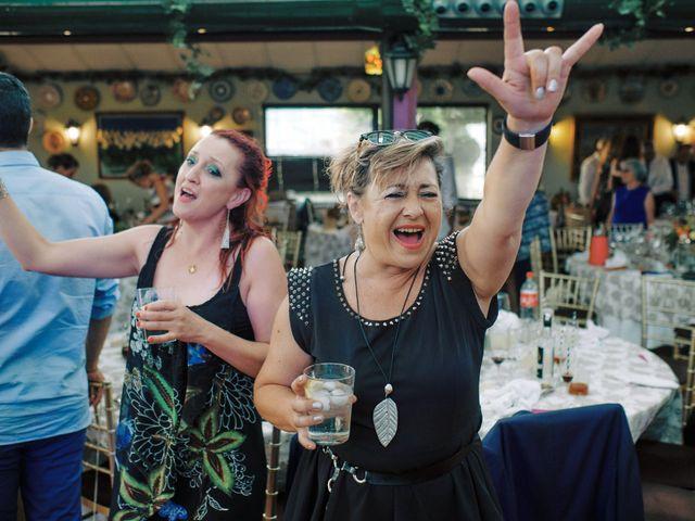 La boda de Javi y Maria en Alcoi/alcoy, Alicante 108