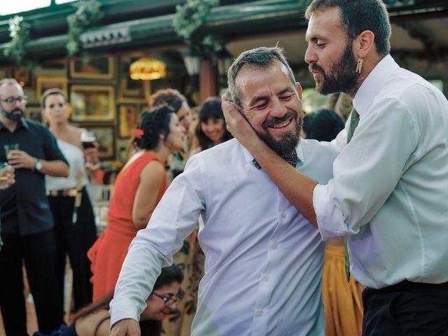 La boda de Javi y Maria en Alcoi/alcoy, Alicante 110