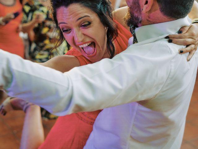 La boda de Javi y Maria en Alcoi/alcoy, Alicante 111