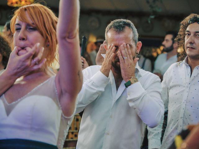 La boda de Javi y Maria en Alcoi/alcoy, Alicante 114