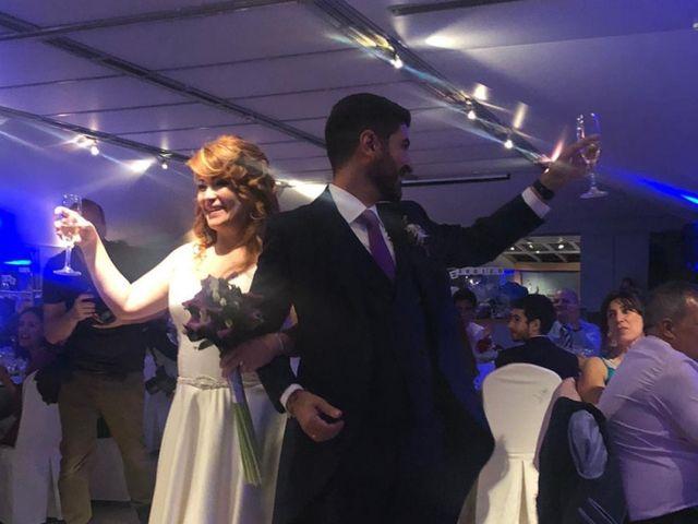 La boda de Erika y Santiago