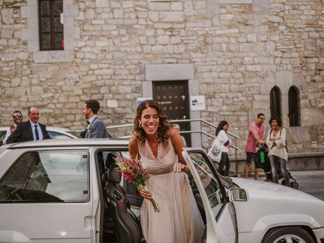 La boda de Markel y Saioa en Bergara, Guipúzcoa 21