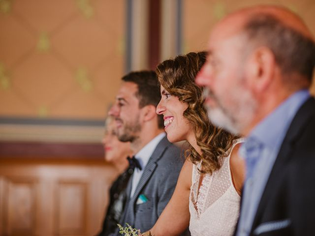 La boda de Markel y Saioa en Bergara, Guipúzcoa 24