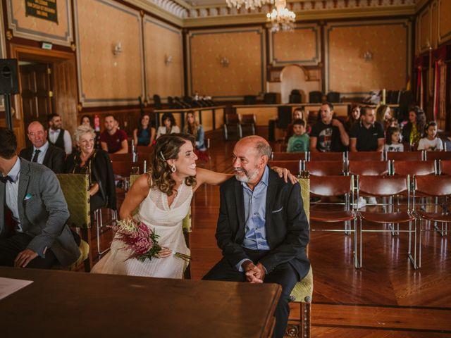 La boda de Markel y Saioa en Bergara, Guipúzcoa 25